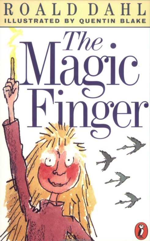 Reviewed: The Magic Finger by Roald Dahl – The New Herald Online